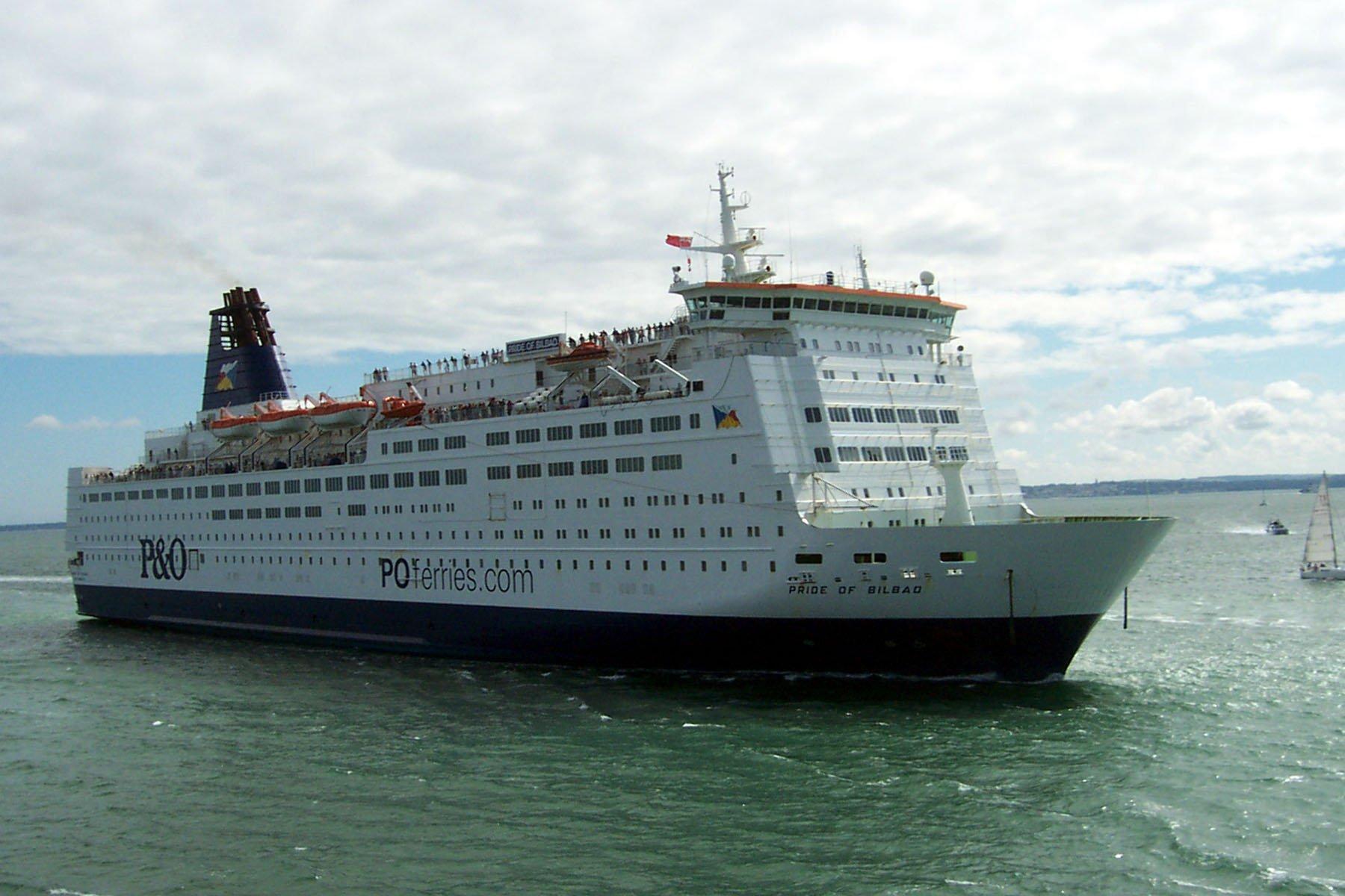 Ferry desde Bilbao