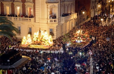 Procesiones de Semana Santa de Cartagena