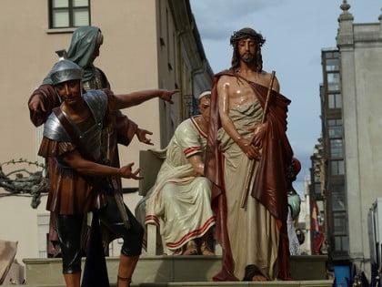 Procesiones de Semana Santa de Zamora