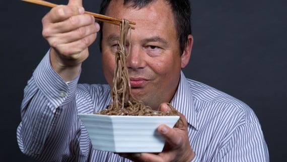 Protocolo a la hora de comer en China