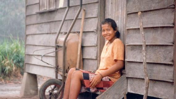 Pueblos indígenas de Surinam