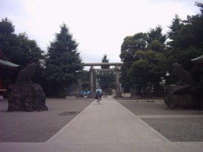 Puerta del Templo en Asakusa