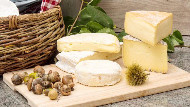 Primeros pasos en la comida t pica de francia quesos for Platos principales franceses