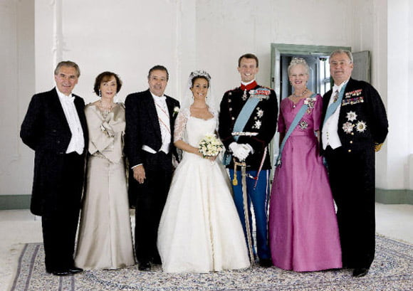 Realeza danesa