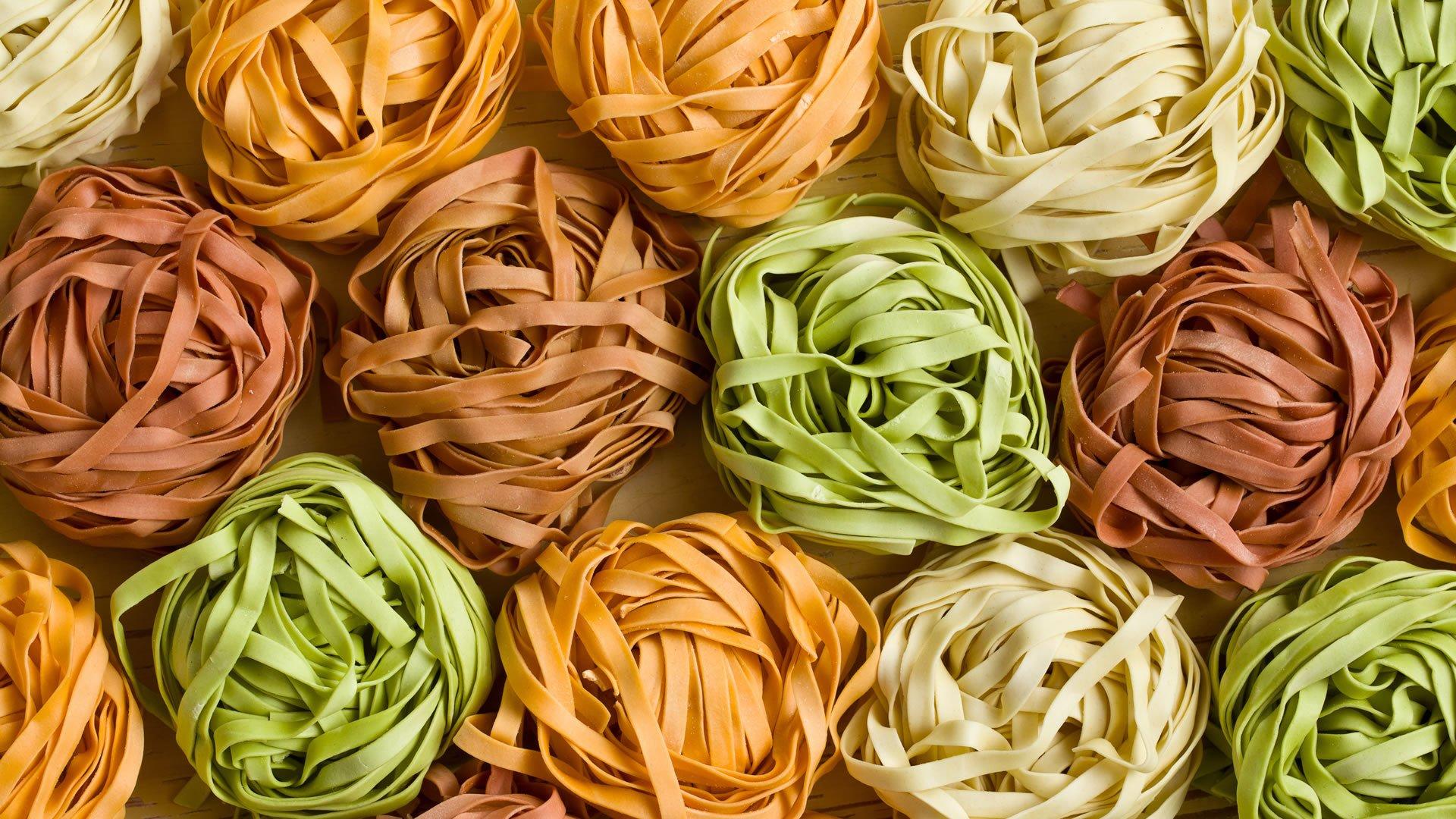 Recetas tradicionales de Italia