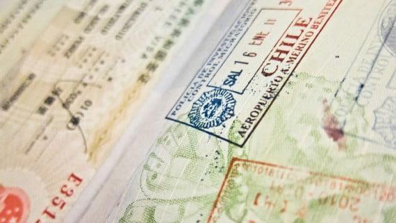 Documentación necesaria para viajar a Chile