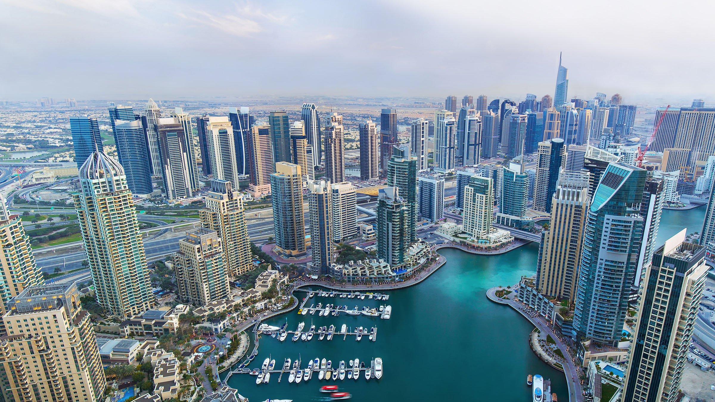 Requisitos para viajar a Dubai