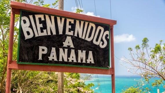 O visado para entrar en Panamá