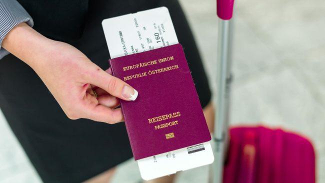 Viajar a Perú con pasaporte