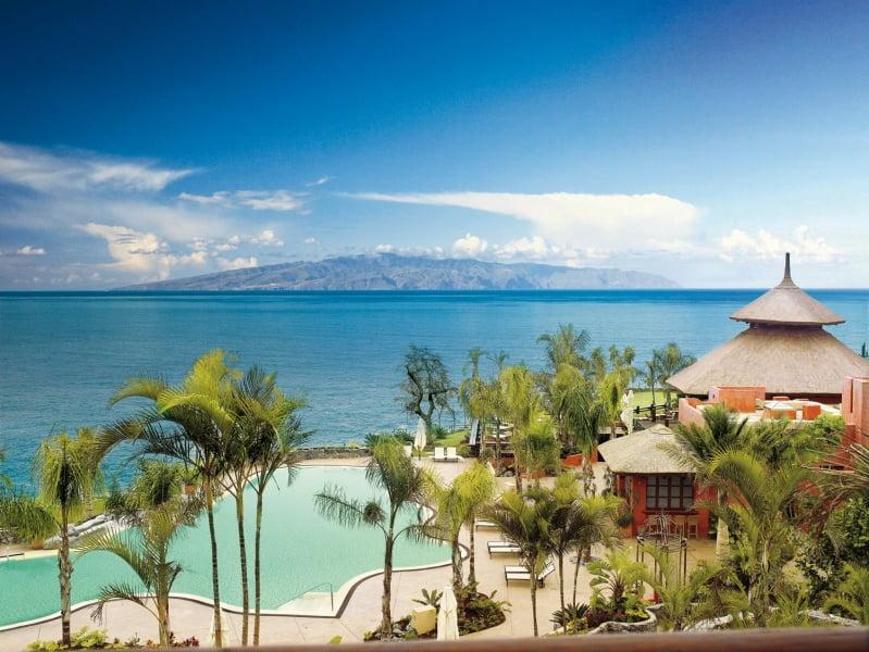 Resorts de lujo en España