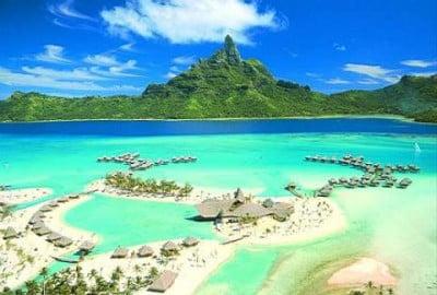 Resorts en Tahití