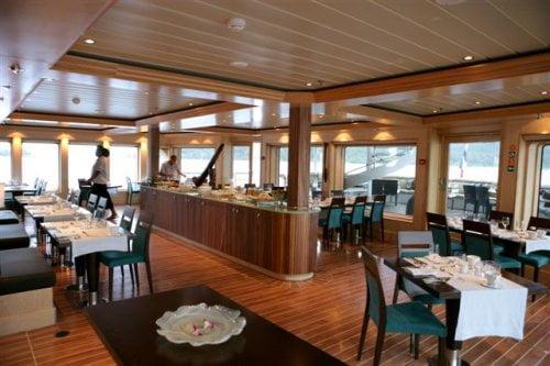 Restaurante en Tahiti