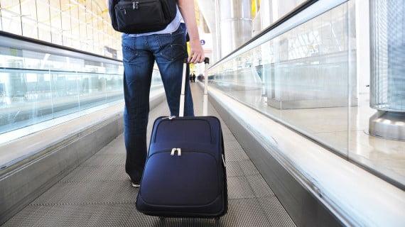 Stellen Sie sicher, dass Sie die Anforderungen für Handgepäck erfüllen