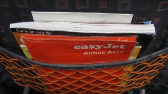 Revista EasyJet gratuita a bordo