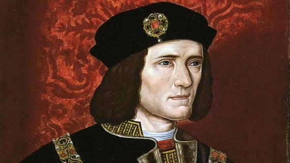 Rey Ricardo III de Inglaterra