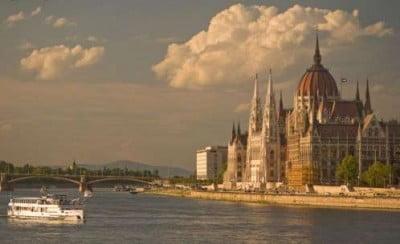Rio Danubio Budapest