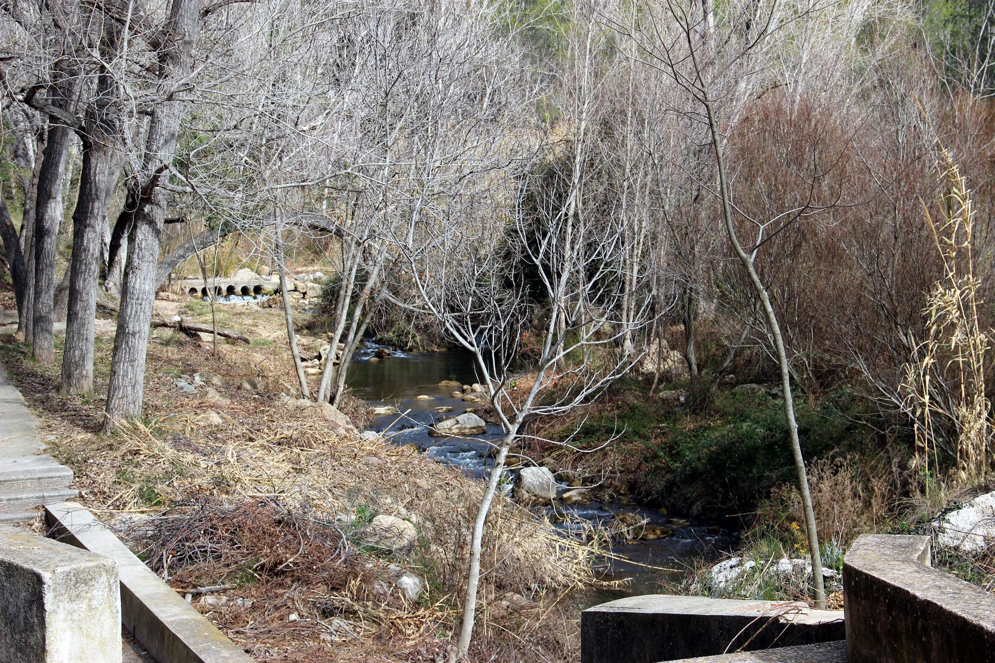 Rio Palancia -Salto de la Novia