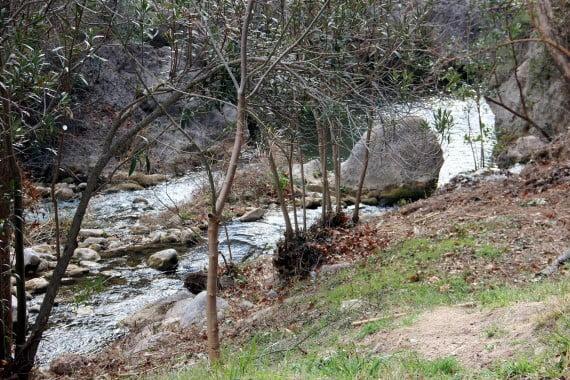 Rio Palancia - Salto de la novia, de Navaja a Segorbe