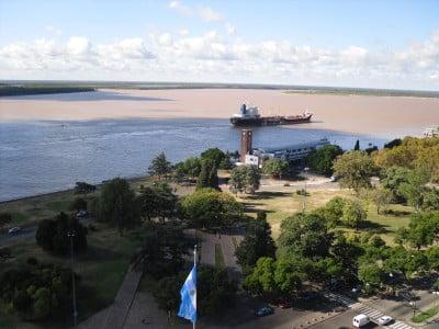 Rio Paraná - Rosario