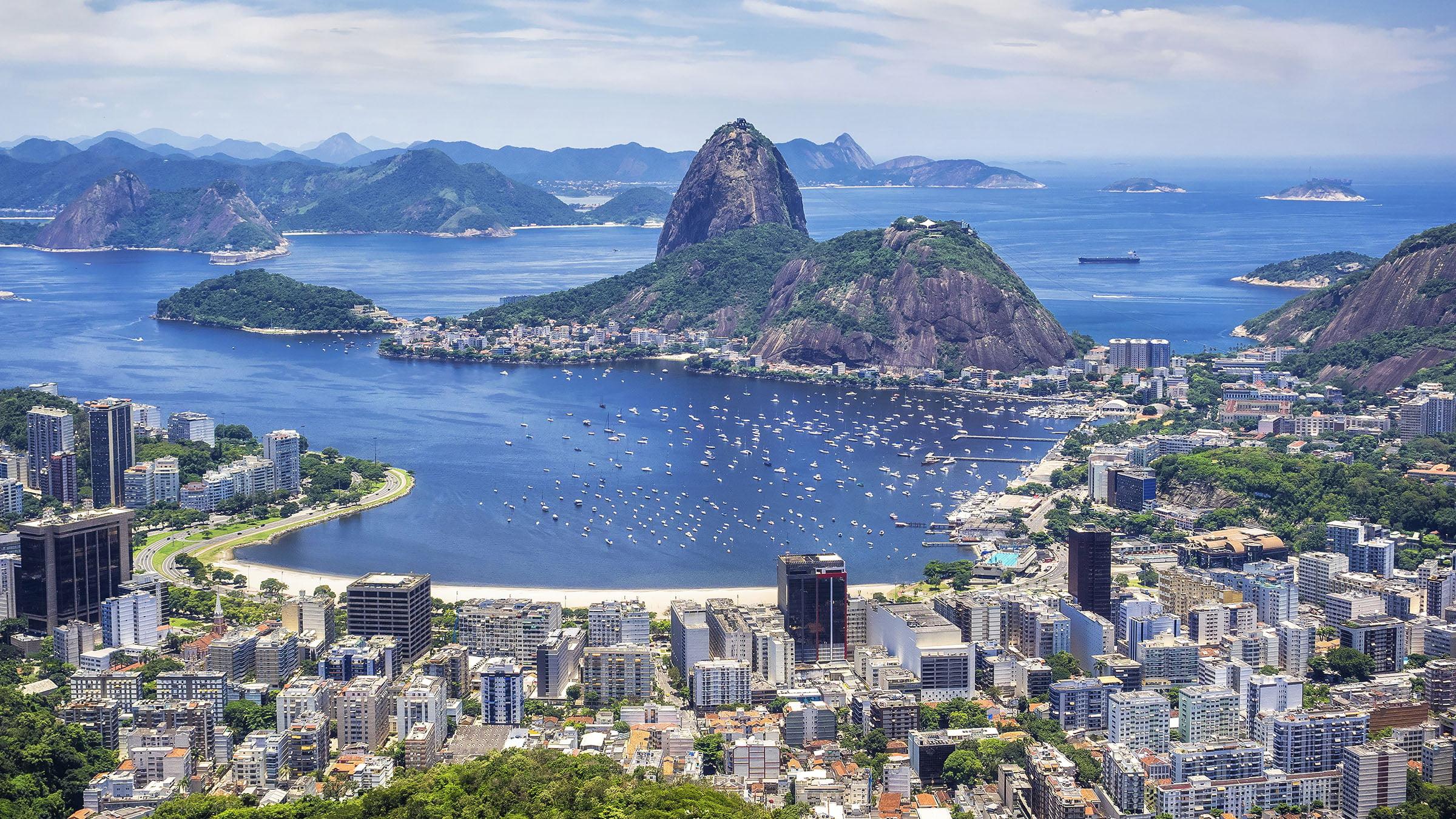 ranking de las 10 ciudades m 225 s importantes de brasil