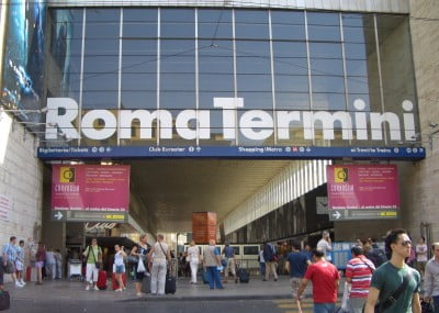 Estación Términi, Roma