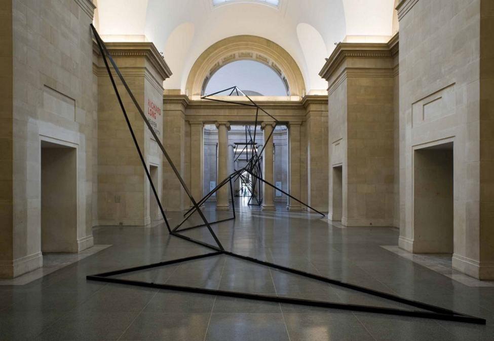 Eva Rothschild en Tate Britain