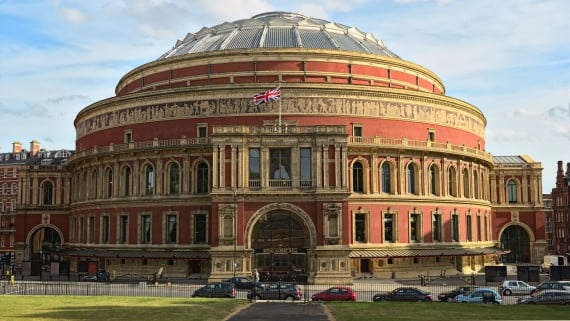 Royal Albert Hall, Londres, Inglaterra