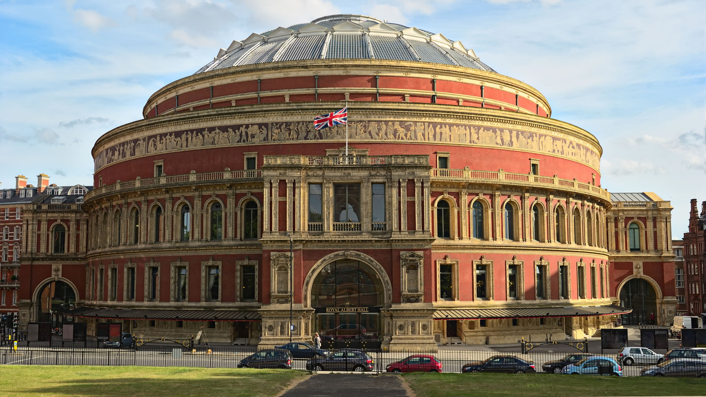 Royal Albert Hall, Londres, Inglaterra