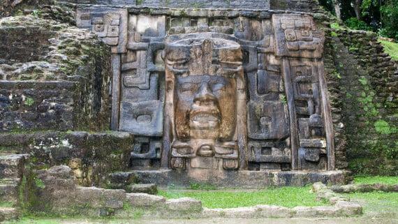 Ruinas Lamanai, Belice
