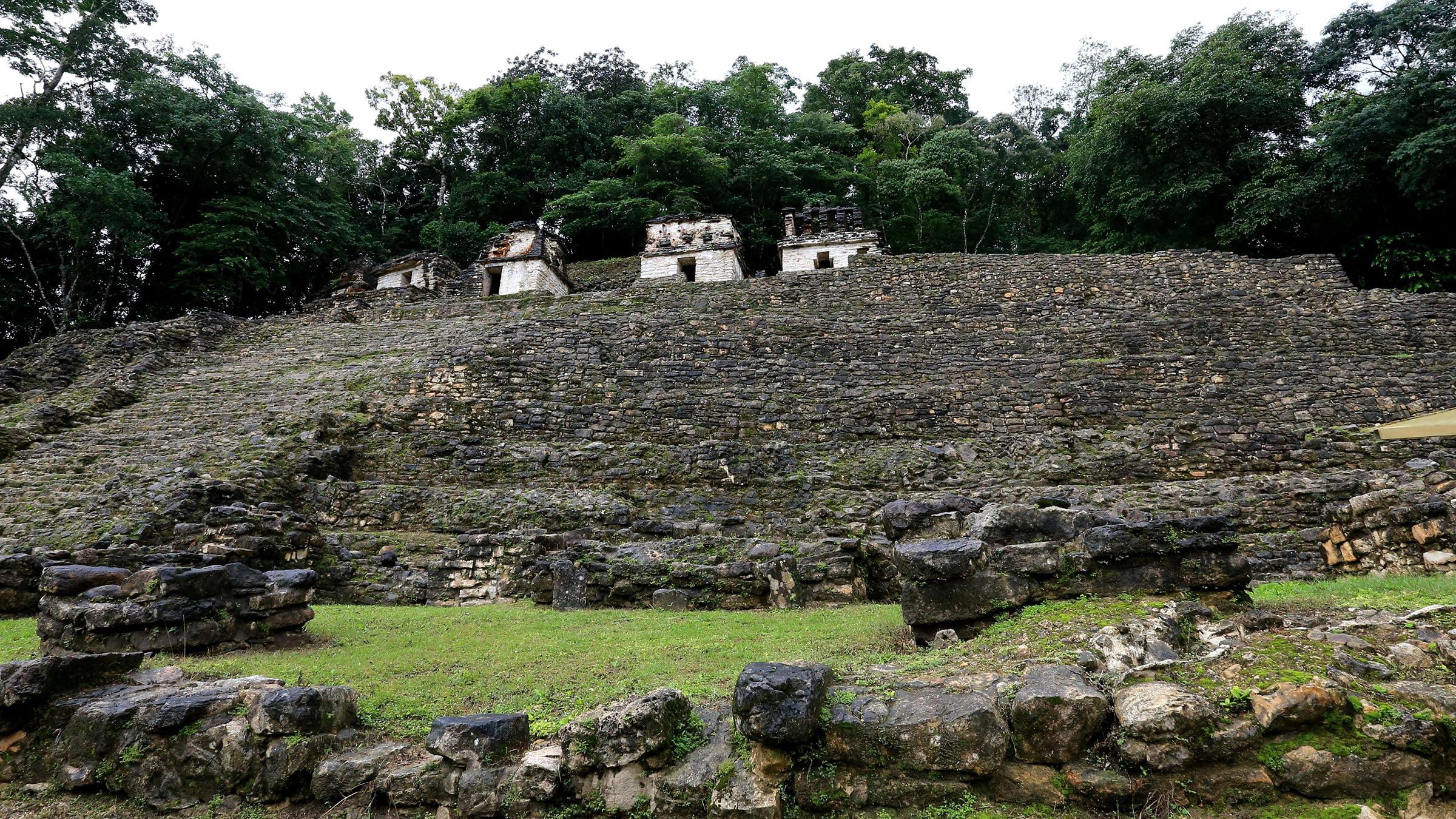 Ruinas cultura Maya