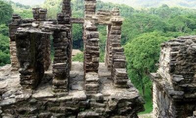 Ruinas de Bonampak
