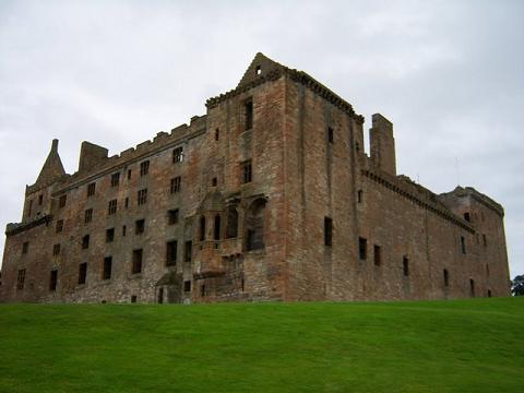 Ruinas del Palacio Real de Linlithgow