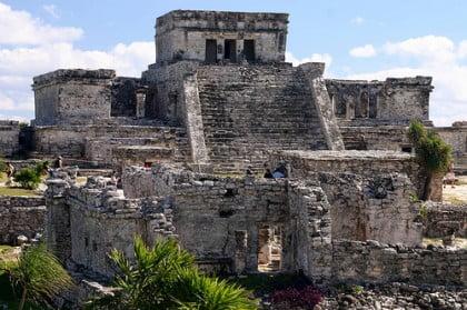 Ruinas maya Cobá