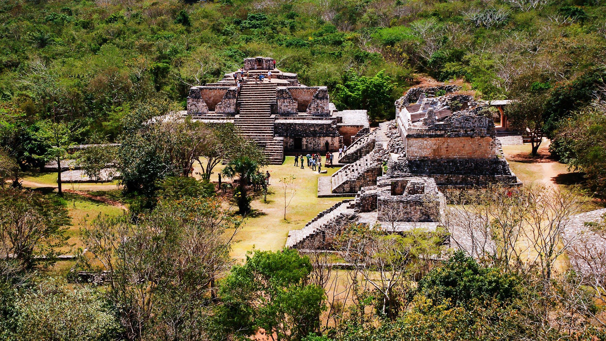 Mayas Mas Una de Las Ciudades Mayas Más