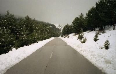 Rutas en Sierra Nevada