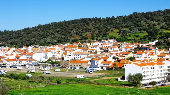 São Bartolomeu de Messines, Sierra de Monchique, Algarve, Portugal
