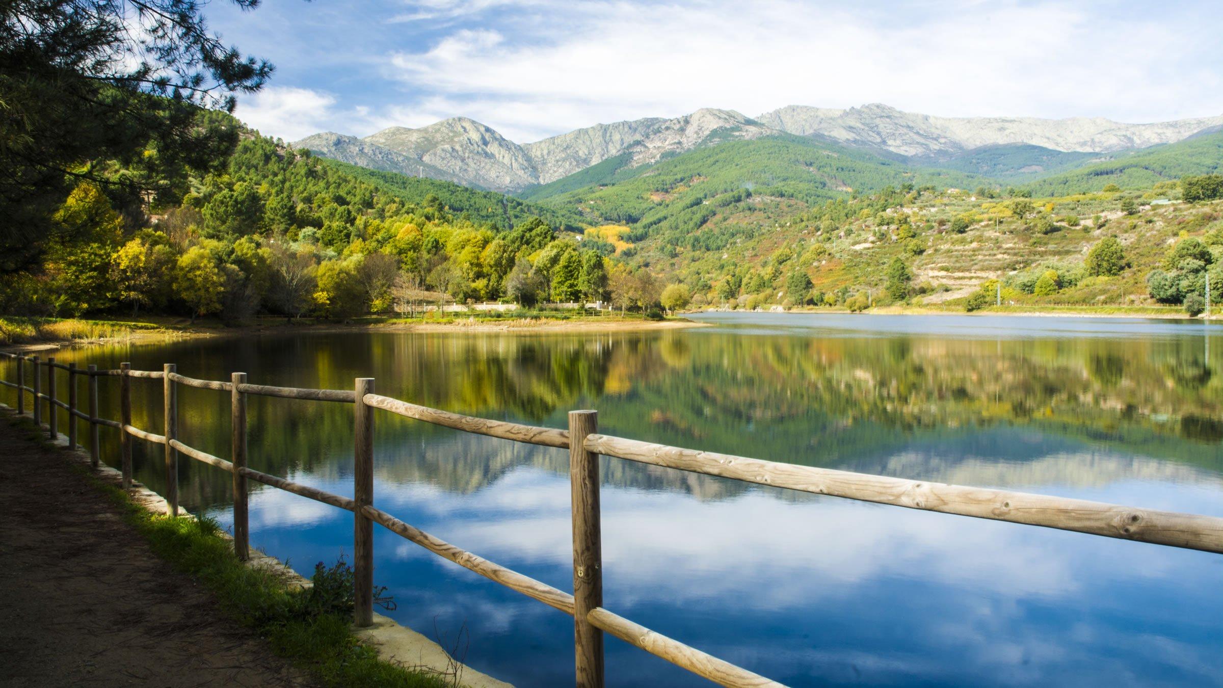 Sierra de Gredos, España