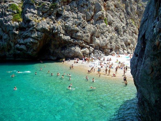 Sa Calobra Palma de Mallorca