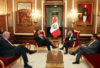 Sala de los Embajadores