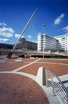 Salford, Manchester en Reino Unido