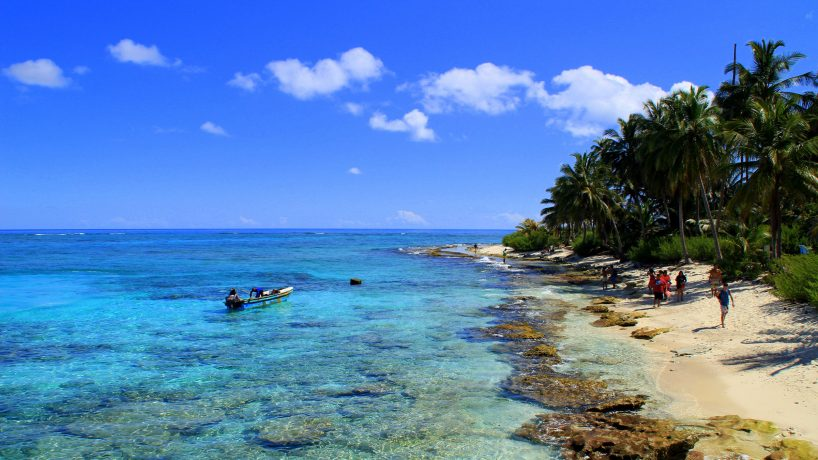la isla de san andres colombia hacer hoteles informacion