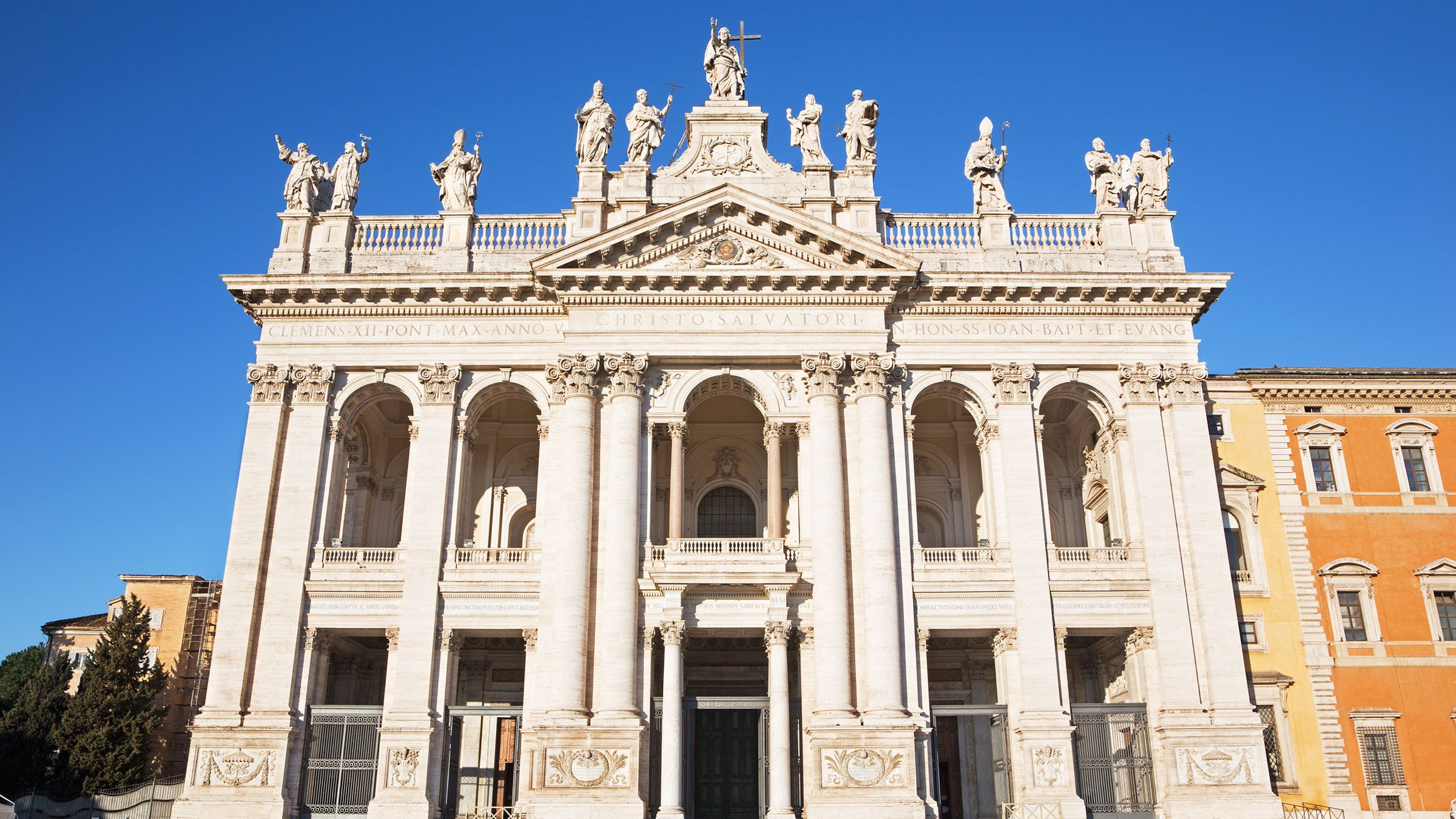 San Juan de Letrán, Roma