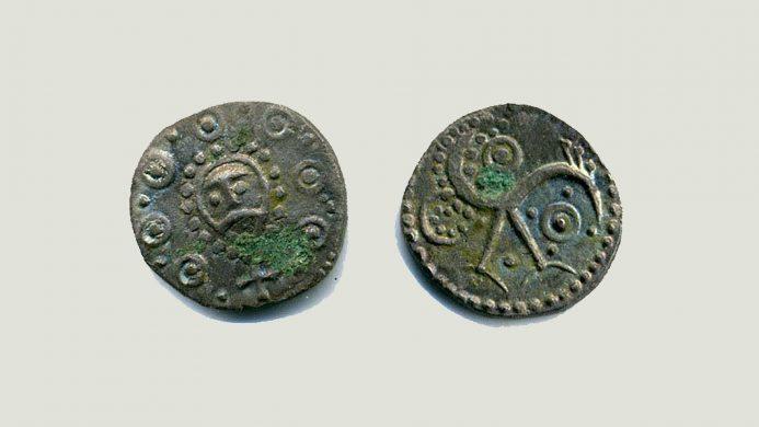 Sceattas: origen de la libra esterlina