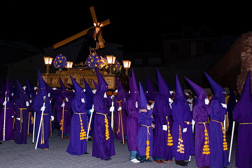 Semana Santa en Castilla la Mancha