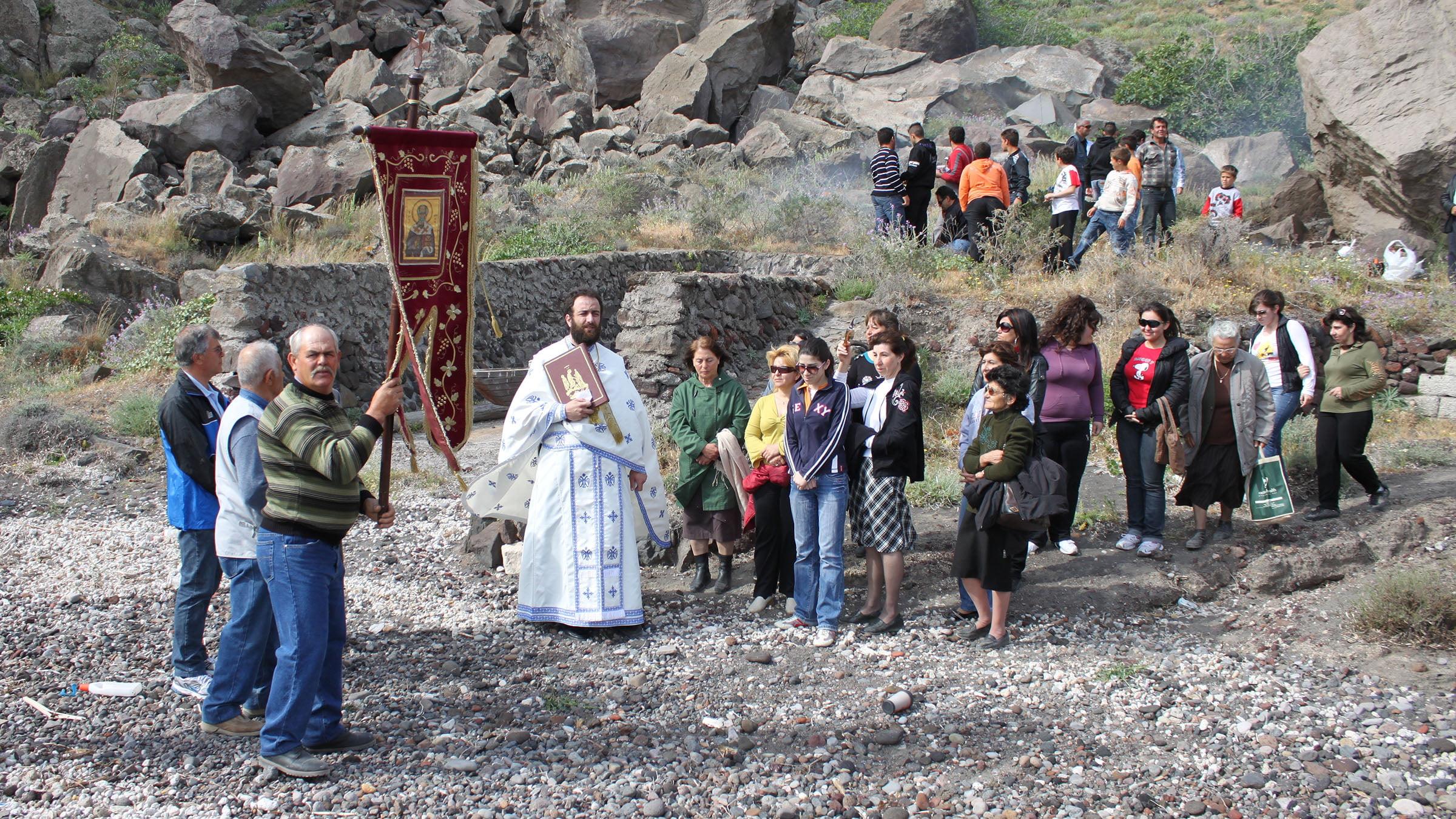 Semana santa en Grecia