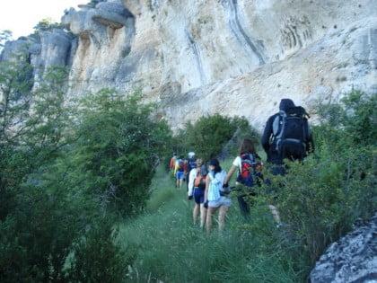 Senderismo en Cuenca