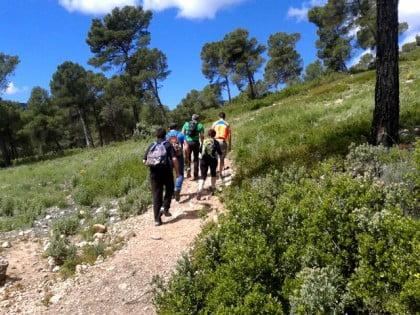 Senderismo en Murcia