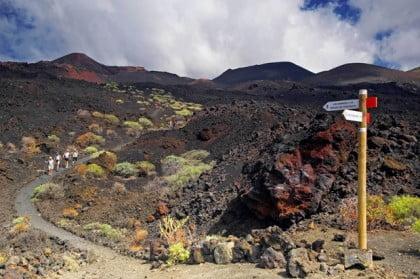 Senderismo por La Palma