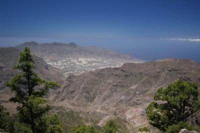 Senderos en Gran Canaria
