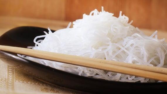 Shahe Fen o tallarines de arroz